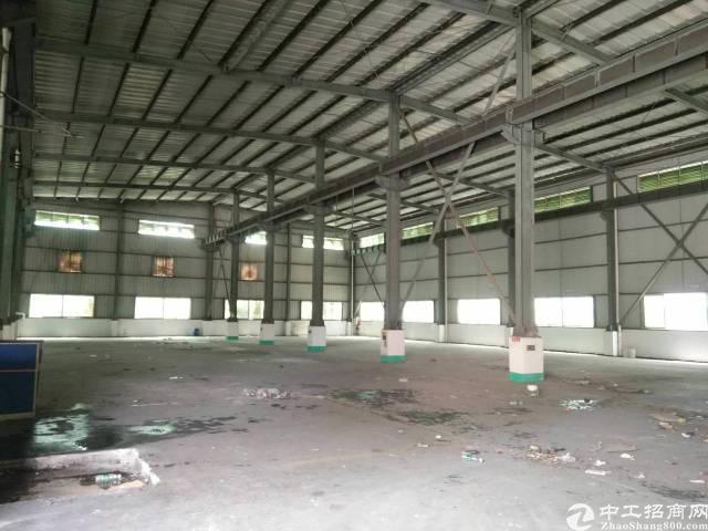 寮步镇独院单一层厂房4000平方出租