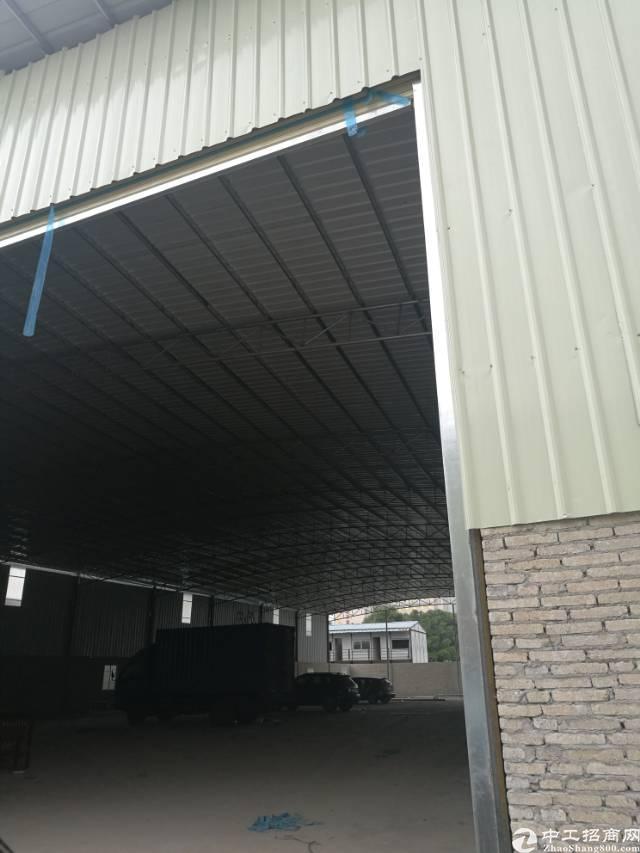 小金口新出一楼钢构1100平滴水七米高-图4