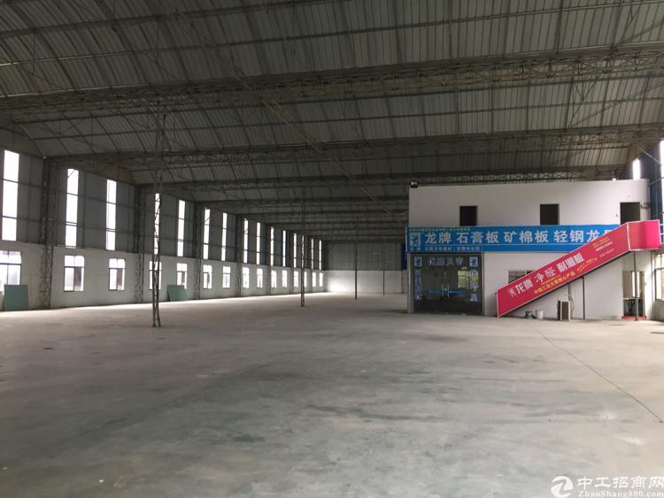 凤岗镇新出独院内3200平钢构带办公室