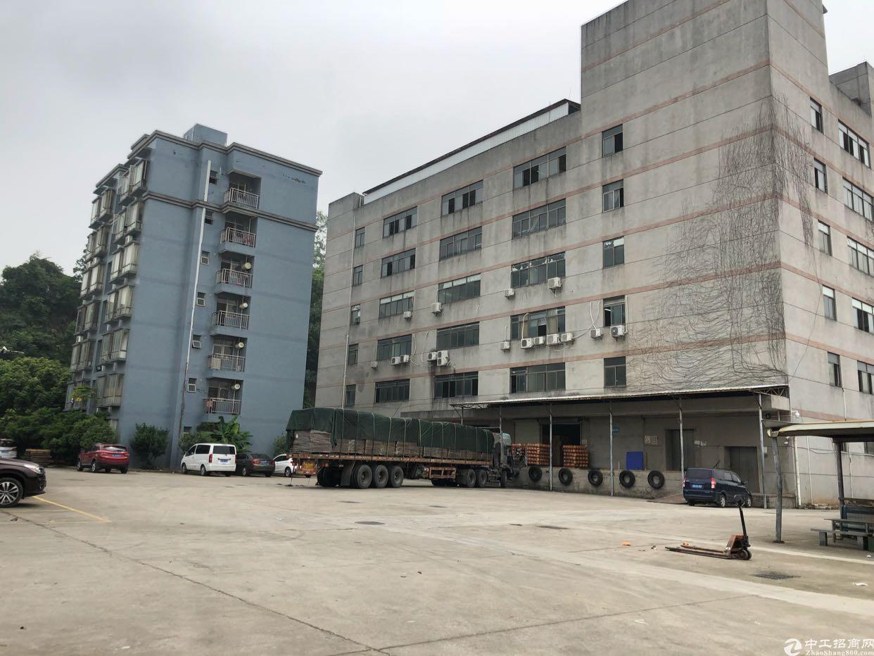 石岩独院红本厂房3800平喷淋厂房招租