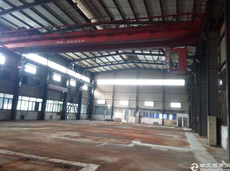石岩北环12米高钢构7000平厂房出租