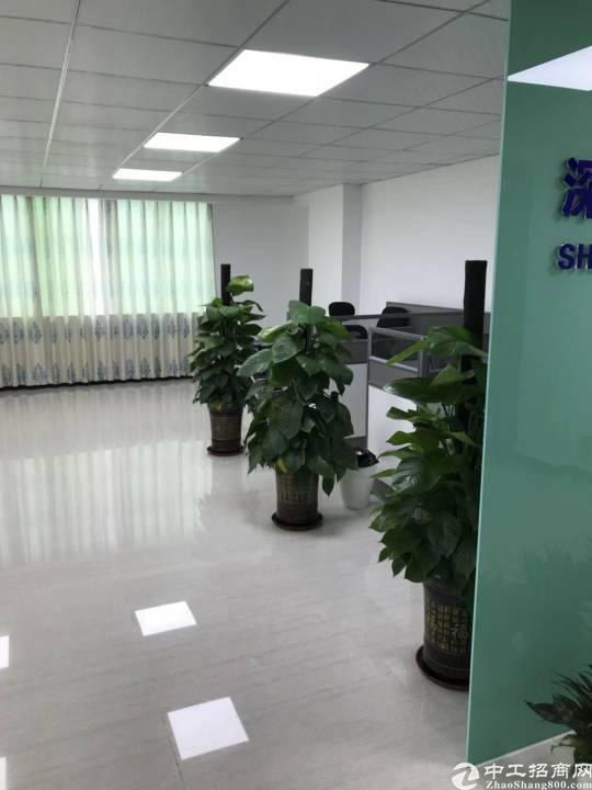 坪山原房东实际面积办公室110平方出租 离高铁站一公里