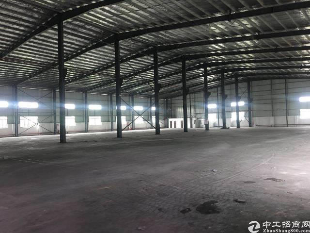 洪梅镇10块单一层仓库出租
