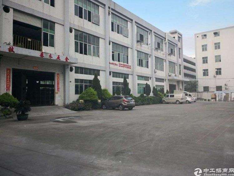 成熟工业区分租一楼层高5米