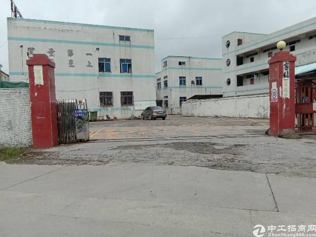 观澜横坑学校旁新出楼上700平带办公室装修厂房
