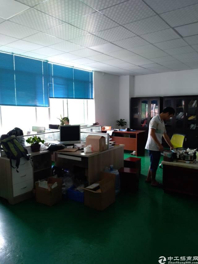 龙华清湖新出450㎡精装修标准厂房