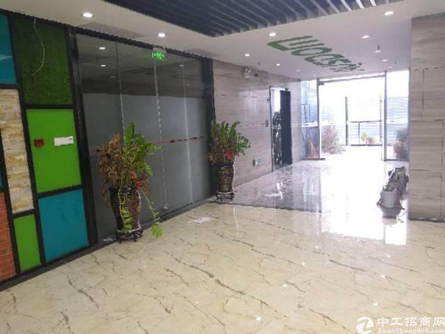 龙岗爱联精装修办公室10000出租大小分租图片4