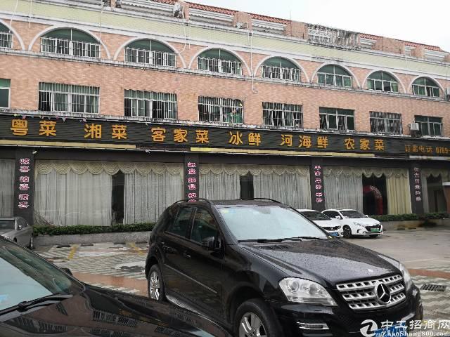 凤岗镇中心营业中酒店转让