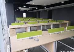 龙岗中心城精装修办公室300平