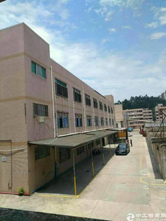 平湖富民工业区原房东楼上1500平方米只租20块