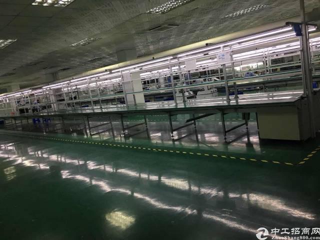 惠州惠阳三和新出工业园6000平标准厂房出租