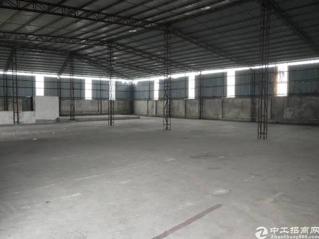 洪梅镇10块单一层仓库出租-图3