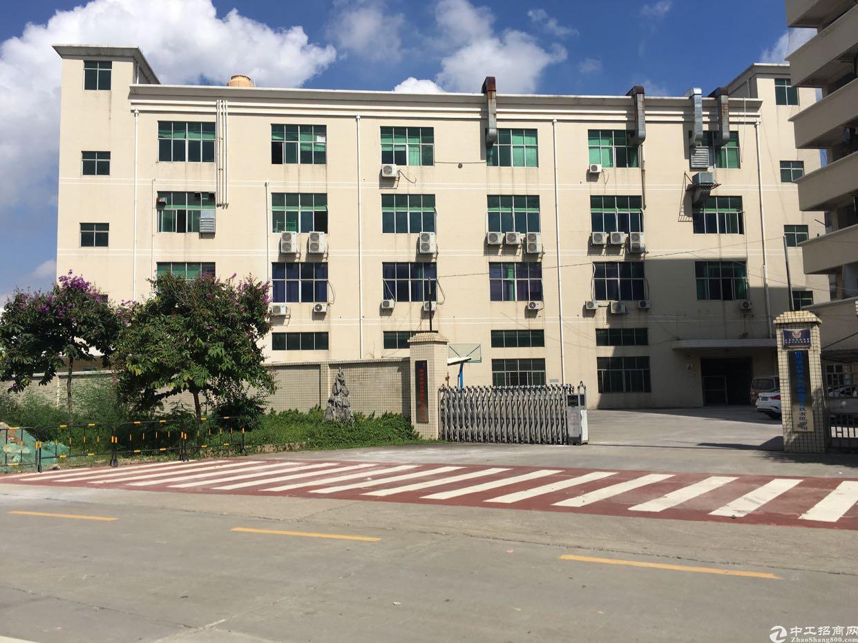 松岗罗田广田路靠龙大高速出口新出一楼原房东厂房2000平方米