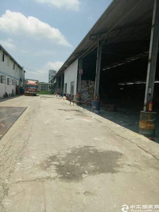 观澜镇环观南路废品打包厂房3700平出租