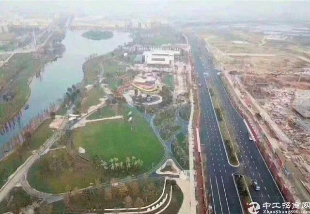 江门产业新城简介   地块位于江门市江海高新区国家级高新-图3