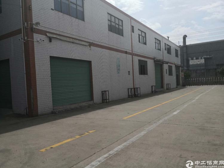 大岭山新出独门独院单一层厂房,厂房1700平方