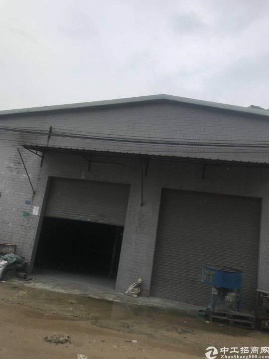 单一层砖墙到顶厂房出租
