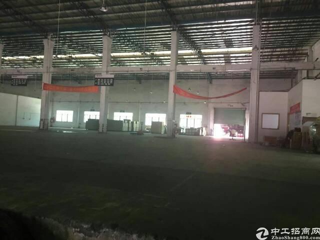 西乡九围第二工业区附近1300㎡租金28元