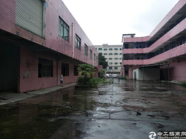 东莞国有证标准厂房2700平米出售