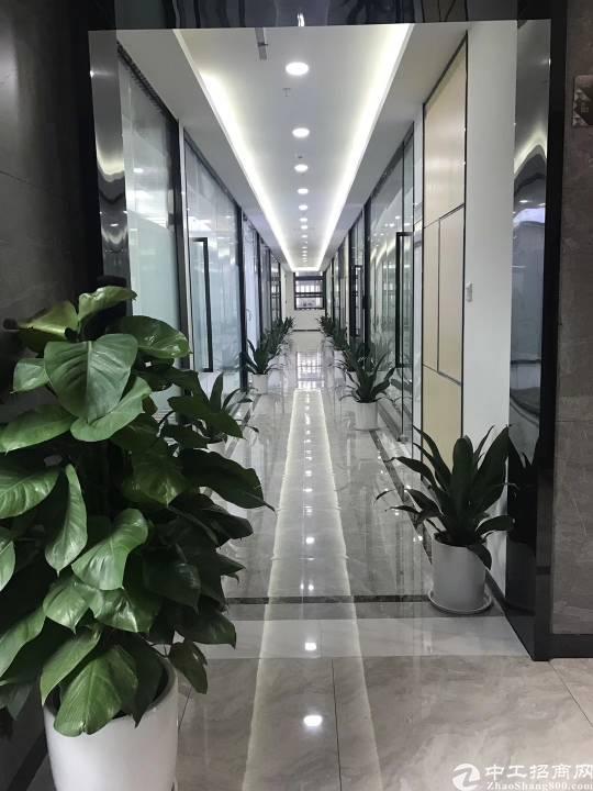南山西丽中观大厦甲级写字楼招租120元/平