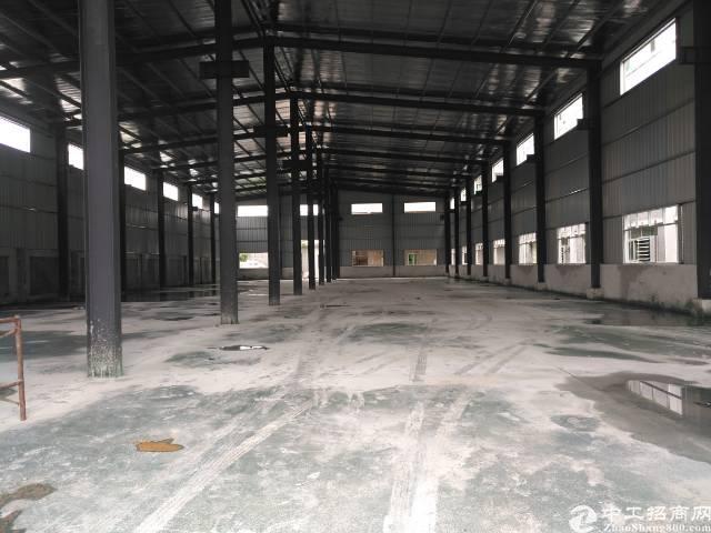 黄江靠近深圳新建钢构独院2000㎡