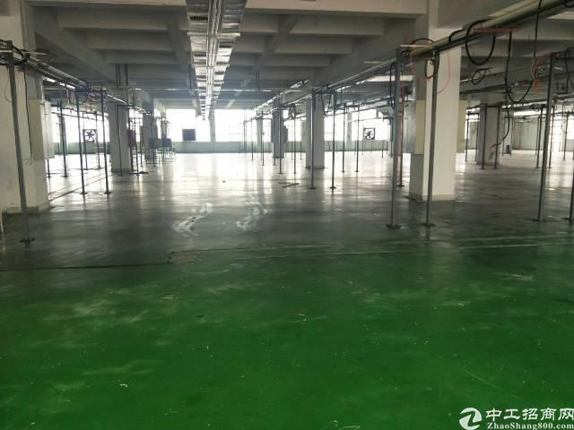 长安沿江高速出口附近16428平方独栋厂房招租