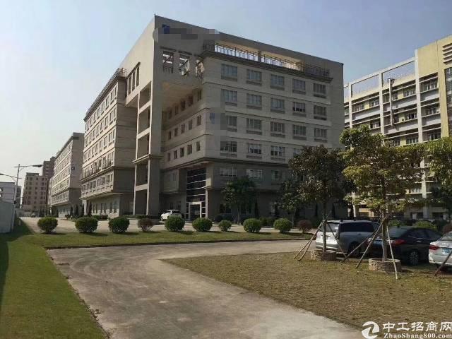 西乡固戍独栋厂房5600平方出租