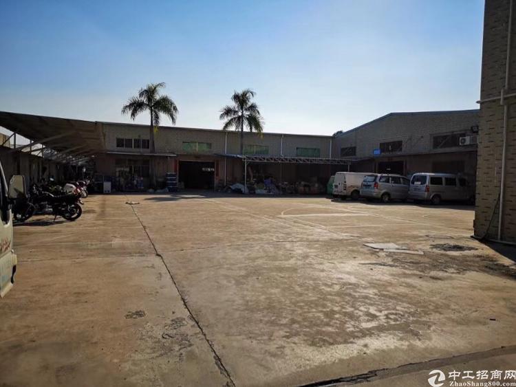惠州白花独院钢结构3000平厂房,无公摊