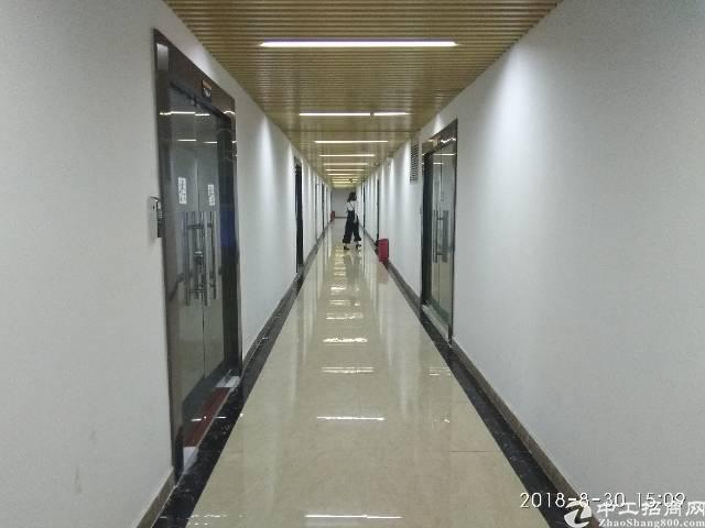 龙华新区大浪福龙路出口300米楼上精装300平低价出租