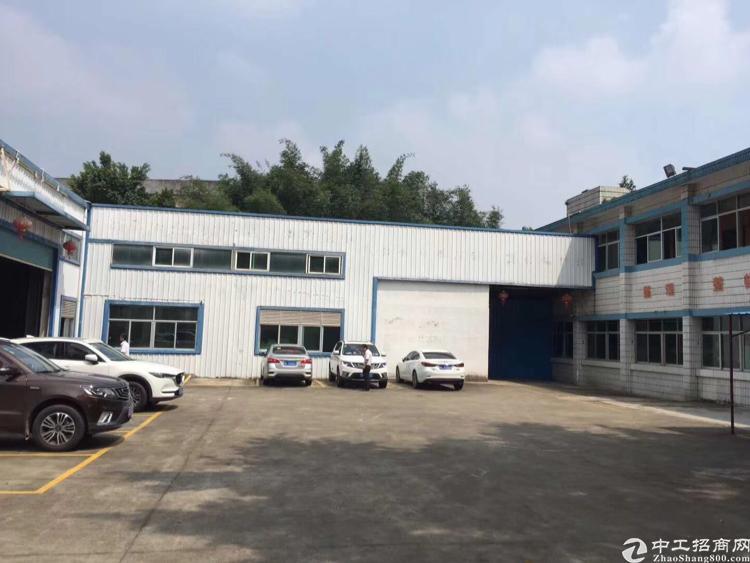 龙华原房东3500平钢构可以做废品打包独院