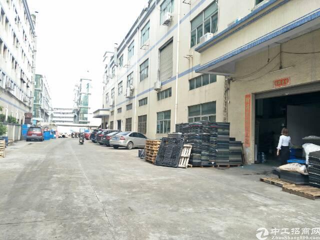 福永塘尾独栋厂房6600平急租