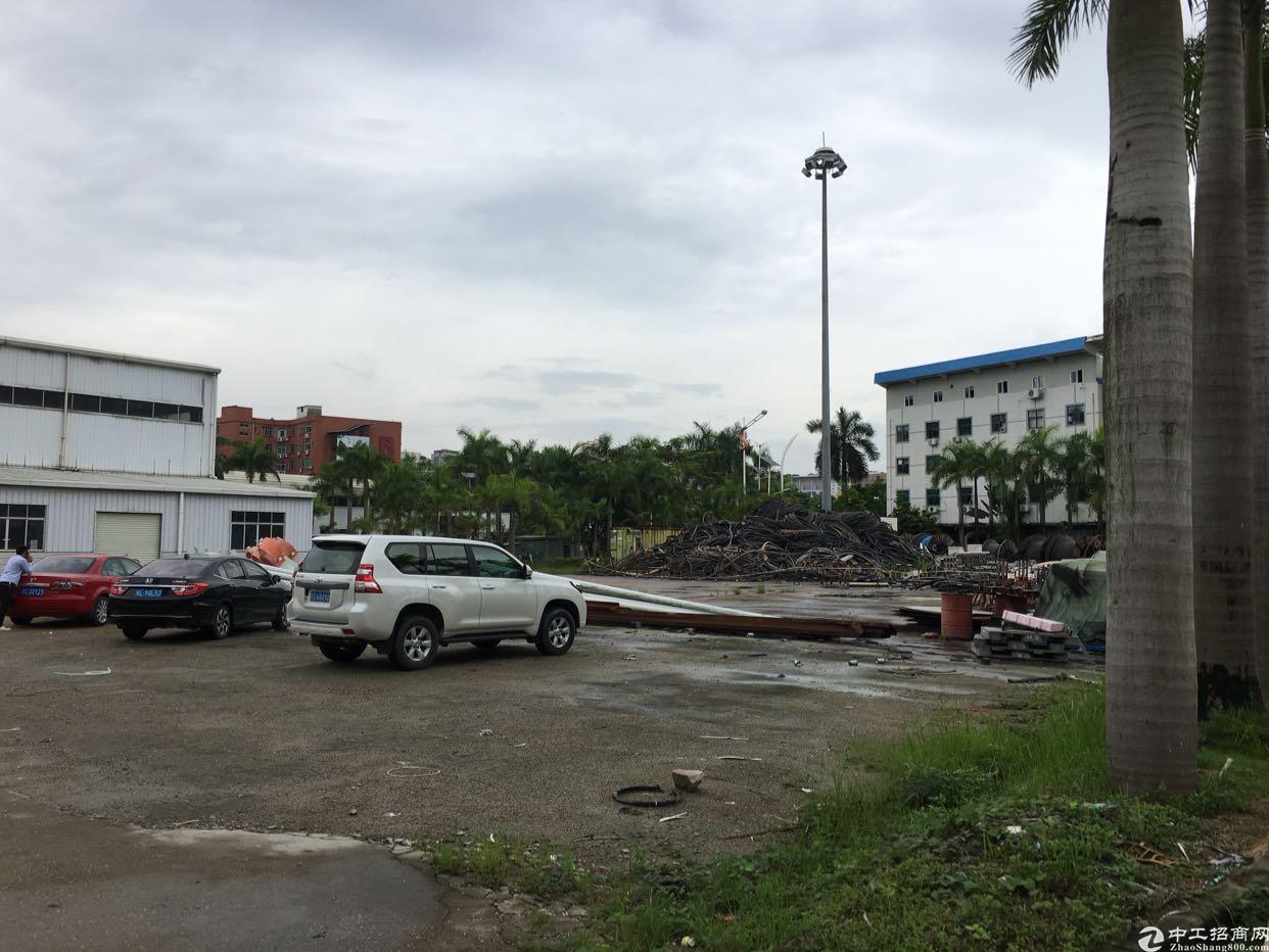 坂田杨美地铁站附近新出钢构厂房滴水8米750-4100平招租