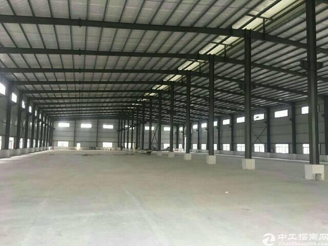 黄江镇星光附近新出原房东钢构5000平出租