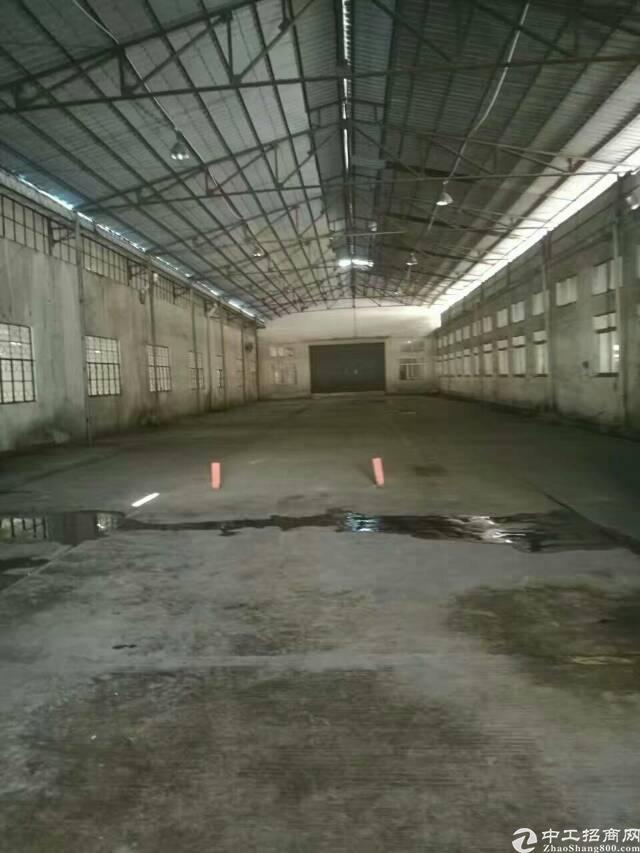 大岭山镇大塘村单一层独栋钢构3156平米招租