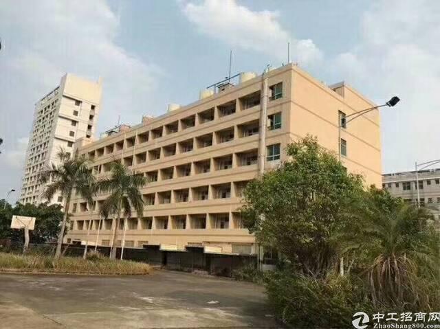 独门独院共7栋宿舍楼共约25000平