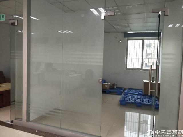 西乡九围先歌文化产业园2楼1100平带豪华装修出租