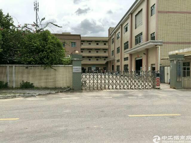 黄江镇镇中心靠高速出口新出独院厂房出租