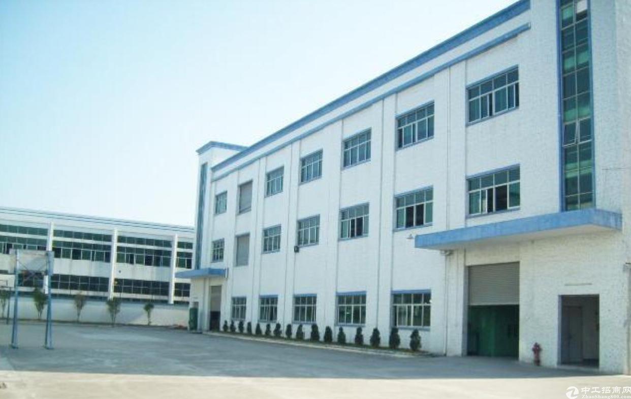 樟木头镇石新工业园厂房分租一楼600平方米出租