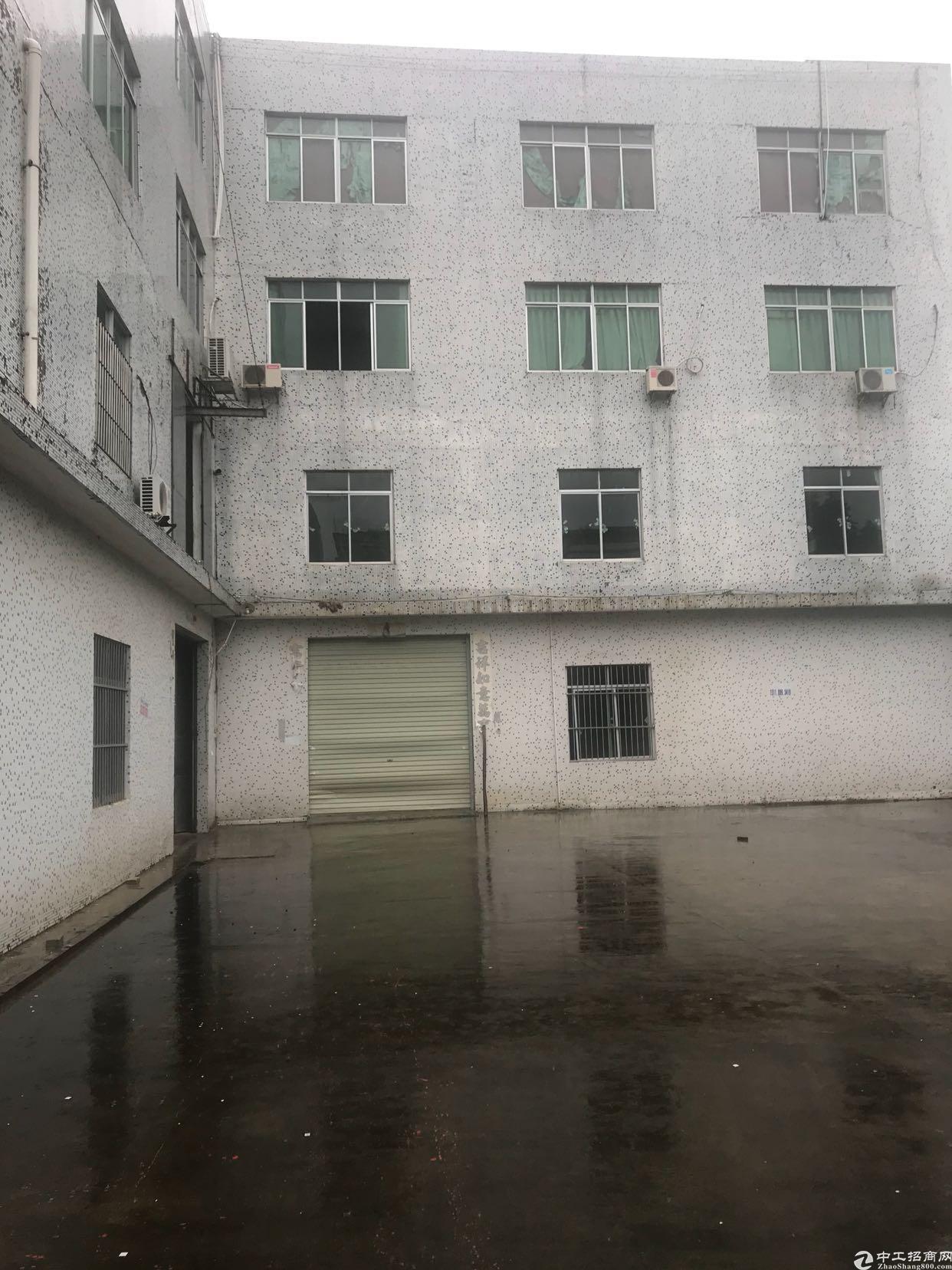 坪山原房东2100平小独院厂房招租