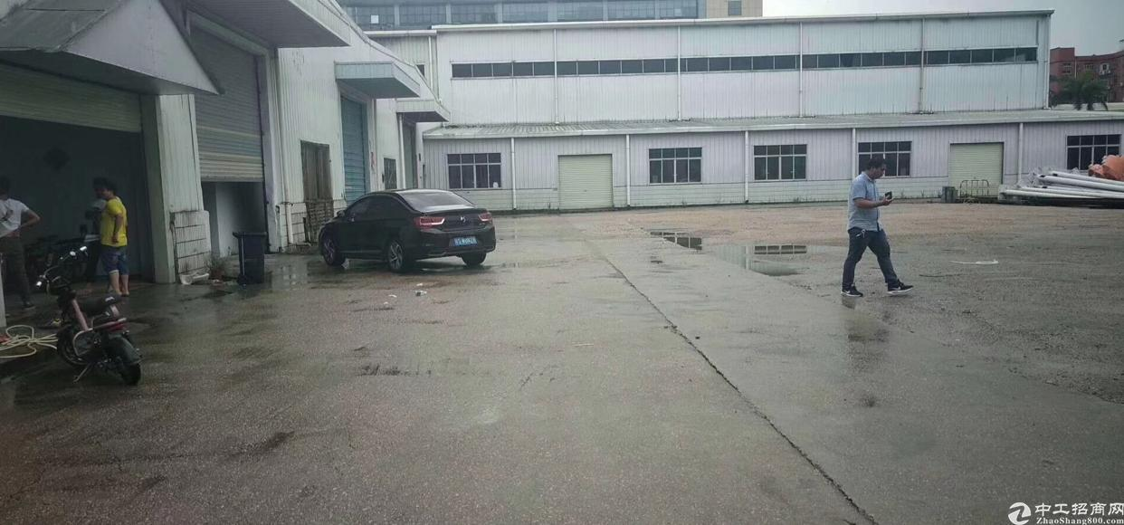 龙华最新空出独院钢构厂房20000平