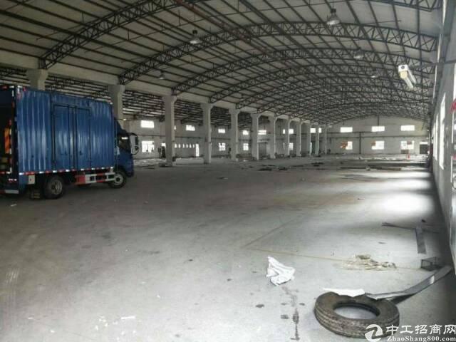 惠州市新空出钢结构独门独院厂房出租仓库