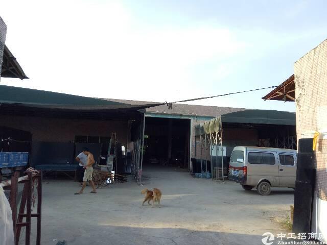 坪山坑梓龙田大窝工业区独院钢结构1600平米