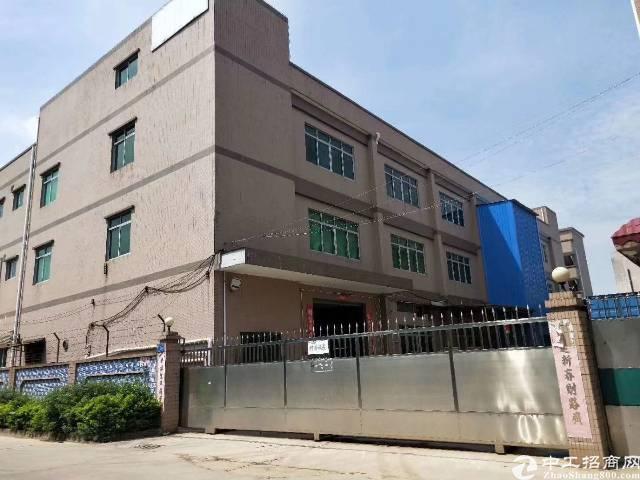 平湖华南城新出独院8000平方红本厂房-图3