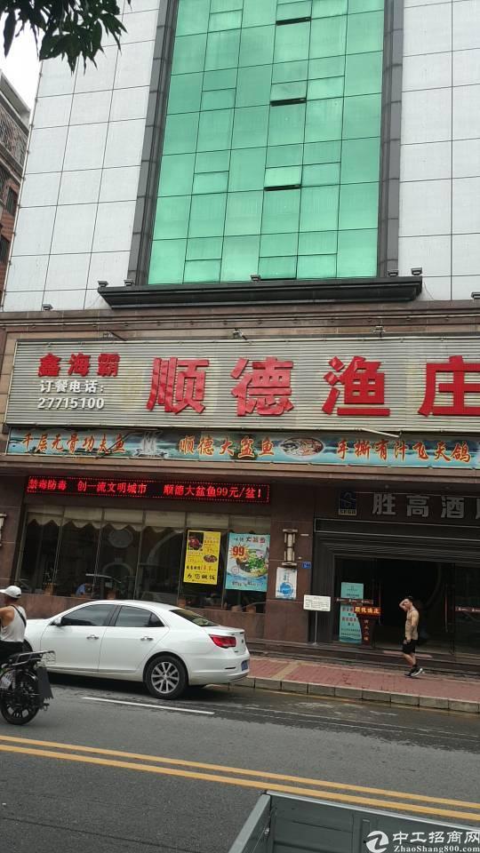 松岗松白路边新出一栋酒店。