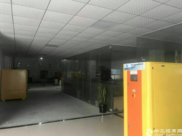 松岗地铁口一楼700平米厂房出租