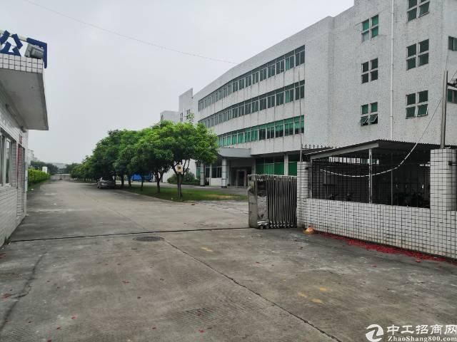福永福州大道旁2000平米一楼厂房出租