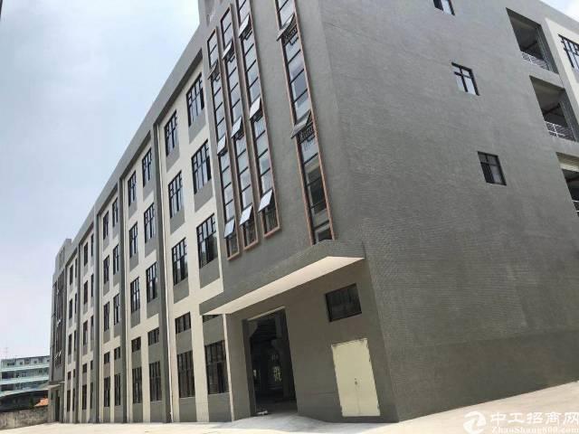 博罗全新标准厂房招租证件齐全