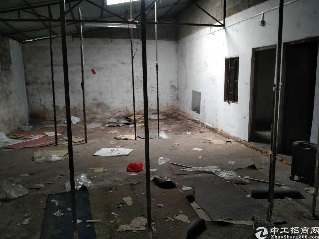 石岩村委原房东300平单一层厂房无公摊招租