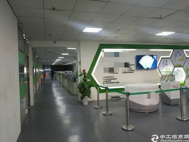 福永塘尾新出二楼整层2700平方带豪华装修厂房