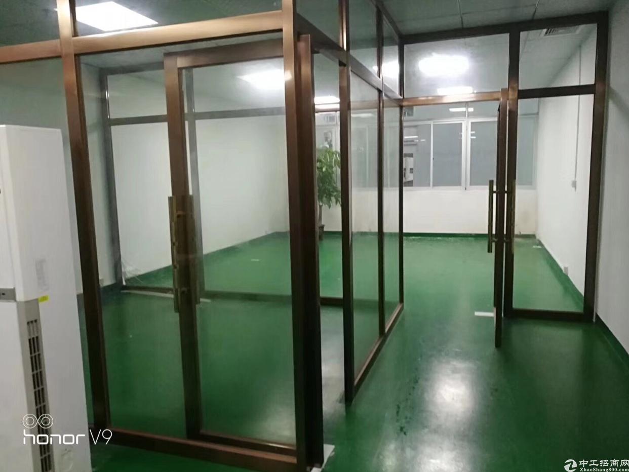 厂房在黄陂前川,面积2000平方,有现成办公室,精装修厂房出